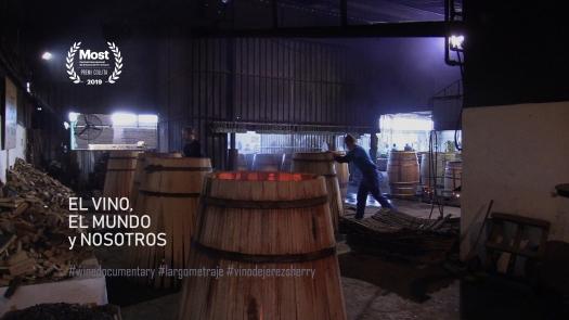 tonelería Huberto Domecq en Jerez de la Frontera